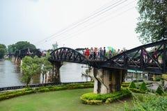 Kanchanaburi - Thailand - Oct 5, 2018: Row of Rickshaw in Mallika royalty free stock images