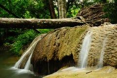 kanchanaburi Thailand siklawa Zdjęcie Royalty Free