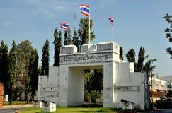Kanchanaburi, Thailand: Stadt-Tor 1831 Lizenzfreies Stockbild
