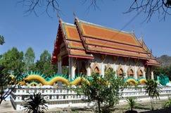 Kanchanaburi, Thailand Wat Tham Mungkornthong Royalty Free Stock Images