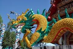 Kanchanaburi, Thailand: Wat Tham Mungkornthong Royalty Free Stock Photos