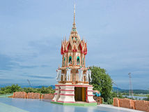 Kanchanaburi-Tigerkirchen Stockbilder