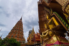 Kanchanaburi van Wat tham sua Royalty-vrije Stock Fotografie