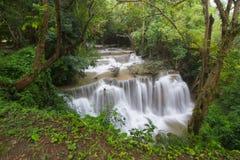 Kanchanaburi vattenfall Royaltyfri Bild