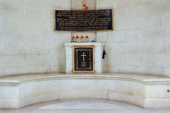 KANCHANABURI WAR CEMETERY Stock Image