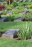 KANCHANABURI WOJENNY cmentarz To jest Wa obrazy stock
