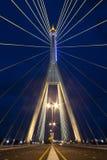 Kanchanaphisek桥梁,曼谷 免版税图库摄影