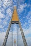 kanchanaphisek Таиланд моста стоковая фотография