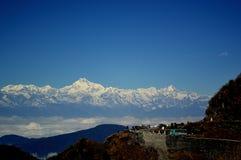 Kanchanzonga Стоковое Изображение
