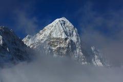 Kanchenjungagebied Stock Foto