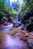 Kanching Waterfall. This kanching waterfall is located at selangor, malaysia royalty free stock image