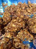 Kanda bhaji or Onion Pakoda Stock Photography