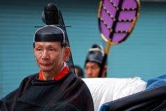 Kanda-Festival matsuri Teilnehmer stockfotografie