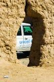 Kandahar στο δρόμο του Spin Boldak σε Kandahar Στοκ εικόνες με δικαίωμα ελεύθερης χρήσης