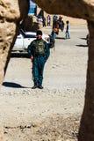 Kandahar στο δρόμο του Spin Boldak σε Kandahar Στοκ εικόνα με δικαίωμα ελεύθερης χρήσης