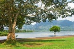Kandalama lake Royalty Free Stock Photography