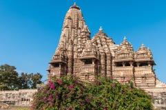 Kandariya Mahadev Tempel Zdjęcia Royalty Free