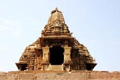 Kandariya Mahadev Temple Stock Photography