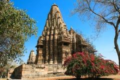 Kandariya Mahadev Temple, Khajuraho,  India. Stock Images