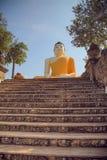 Kande Viharaya (Aluthgama) 免版税图库摄影