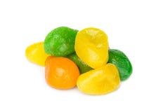 Kanderade kumquats fotografering för bildbyråer