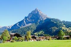 Kandersteg-Berg in der Schweiz, Lizenzfreie Stockbilder