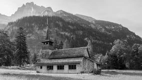 Kandersteg Mountain Chapel