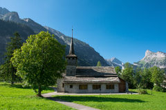 Kandersteg, Switzerland Stock Image