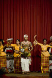 Kandian dance. Rs performing cultural show in Kandy, Sri Lanka Royalty Free Stock Images