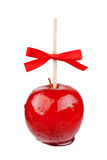 Kandierter Apfel Lizenzfreies Stockbild