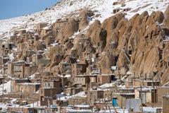 Kandovan vilage near Tabriz Stock Photography