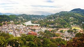 Kandy, Σρι Λάνκα Στοκ φωτογραφίες με δικαίωμα ελεύθερης χρήσης