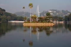 Kandy en Sri Lanka fotografía de archivo libre de regalías