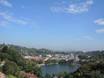 Kandy Lake Stock Image