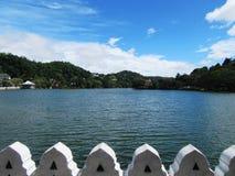 Kandy Lake / Sri Lanka Royalty Free Stock Images