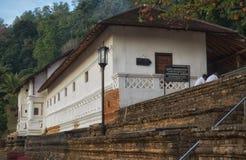Kandy Royal Palace Royalty Free Stock Photo