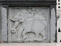 Kandy in Sri Lanka Royalty Free Stock Image