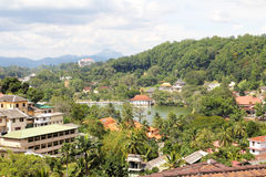 Kandy sri lanka Royalty Free Stock Photos