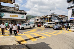 Kandy, Sri Lanka stock foto