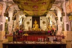 Kandy temple Stock Photo