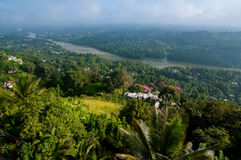 Kandy view Stock Photography