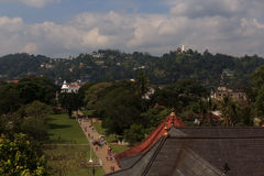 Kandy view Royalty Free Stock Image