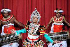 Kandyan Dance Stock Image