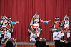 Kandyan Dance Stock Images