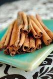 kanelbrun stick royaltyfri fotografi
