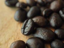 kanelbruna kaffeanstrykningar för bönor fotografering för bildbyråer