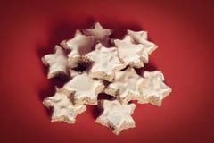 kanelbruna stjärnor Fotografering för Bildbyråer