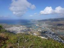 Kaneohe bay Air Show in Oahu island Hawaii USA
