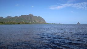 Kaneohe Bay stock footage
