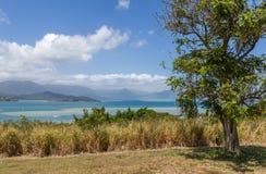 Kaneohe fjärd Oahu Hawaii Royaltyfri Bild